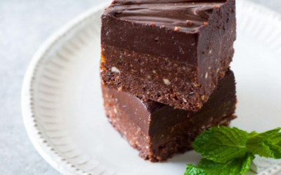 Mint Chocolate Squares